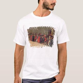 T-shirt Cortège dans le carré de St Mark, détail de