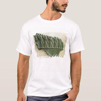 T-shirt Cortège des guerriers d'Elamite, Susa, Iran,