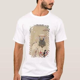 T-shirt Cortège impérial (litho de couleur)