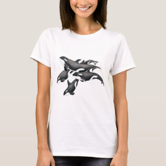 T-shirt Cosse d'orque