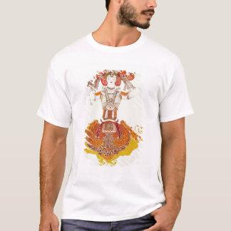 """T-shirt Costume de ballet pour """"le Firebird"""", par"""