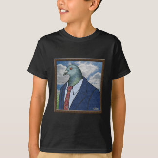 T-shirt Costume de Homer encadré