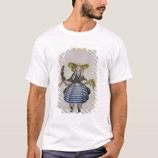 T-shirt Costume pour la fille de marionnette, de la