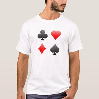 T-shirt Costumes de carte de nerf de boeuf/tisonnier : Art