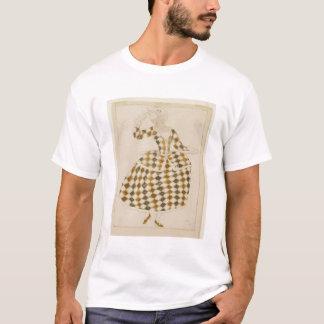 T-shirt Costumez la conception pour Columbine, de beauté