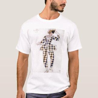 T-shirt Costumez la conception pour le harlequin, de la