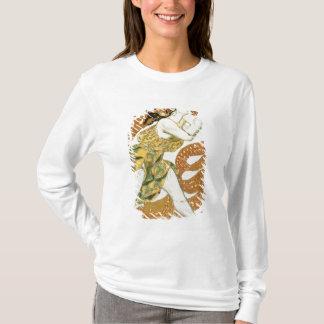 T-shirt Costumez la conception pour une bacchante dans