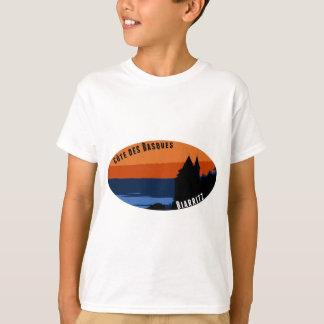 T-shirt Côte des Basques Biarritz