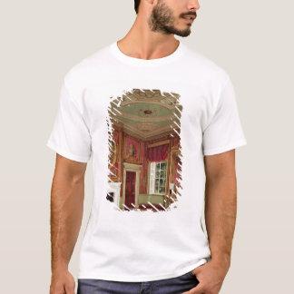 T-shirt Côté-table, verre de pilier et cheminée par Adam