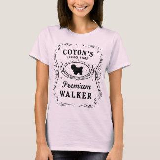 T-shirt Coton de Tulear