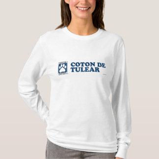 T-shirt Coton De Tulear Blue