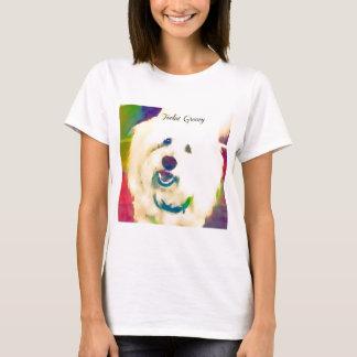 T-shirt Coton de Tulear Feelin'super