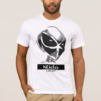 T-shirt Coton T de NIkto