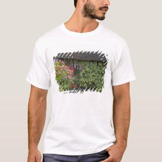 T-shirt Cottage couvert de chaume, Adare, Comté de