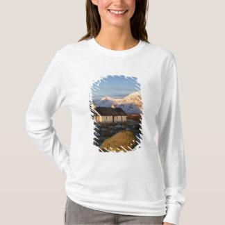 T-shirt Cottage de Blackrock, Glencoe, montagnes, Ecosse 3
