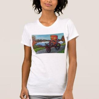 T-shirt Couché