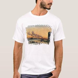 T-shirt Coucher de soleil chez Ivry, c.1872-73