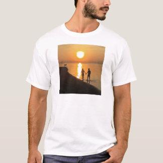 T-shirt Coucher du soleil dans Bali