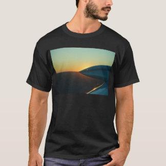 T-shirt Coucher du soleil de Cessna 310