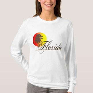 T-shirt Coucher du soleil de la Floride