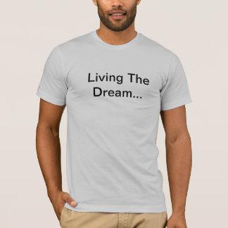 T-shirt Coucher du soleil de Laguna