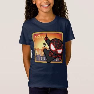 T-Shirt Coucher du soleil de ville de Moralès de milles de