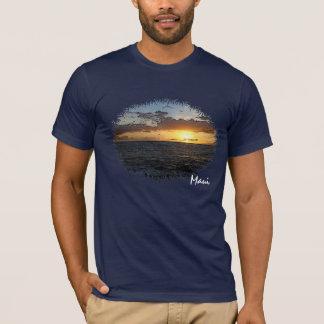 T-shirt Coucher du soleil, Maui