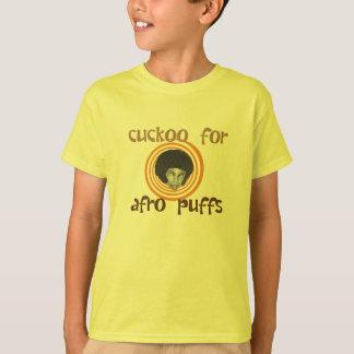 T-shirt Coucou pour des souffles d'Afro