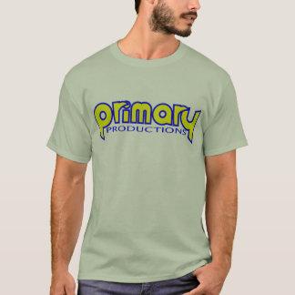 T-shirt Couleur claire t de productions primaires