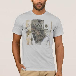 T-shirt Couleur de rouages