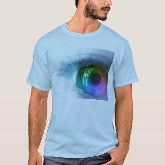 T-shirt Couleur d'oeil