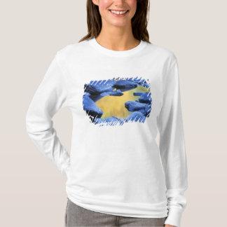 T-shirt Couleurs d'automne reflétées dans une piscine de
