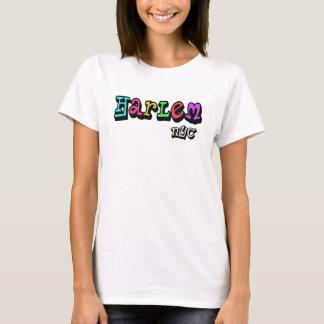 T-shirt Couleurs de Harlem