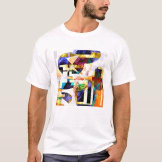 T-shirt Couleurs de l'automne #1b (laine)