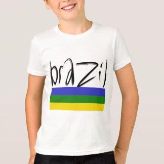 T-shirt Couleurs du Brésil !
