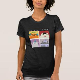 T-shirt Couleurs vibrantes de bande dessinée fraîche