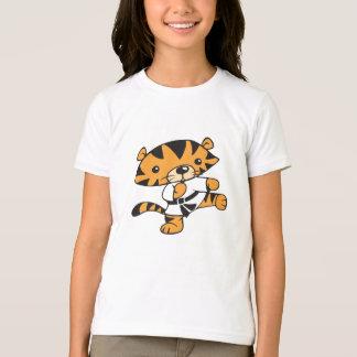 T-shirt Coup-de-pied de tigre