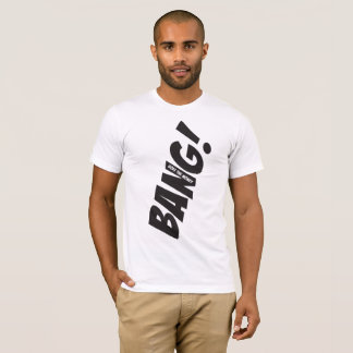 T-shirt Coup ! disparaît l'argent