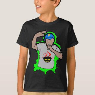 T-shirt Coup sec et dur 1 de hip hop