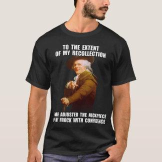 T-shirt Coup sec et dur archaïque Poppin Neckpiece de