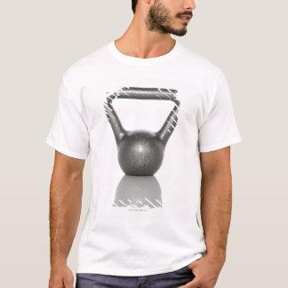 T-shirt Coupé d'une cloche de bouilloire sur l'arrière -