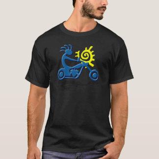 T-shirt Couperet de Kokopelli