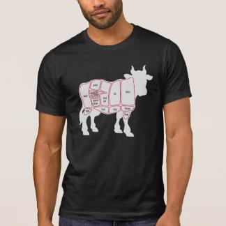 T-shirt Coupes de boeuf