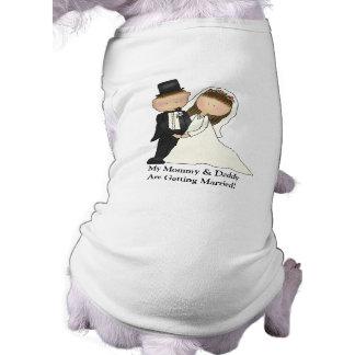 T-shirt Couples de mariage (personnalisables)