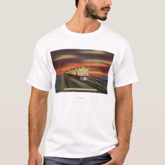 T-shirt Coupure de chemin de fer du Grand Lac Salé