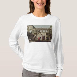 T-shirt Cour de château, 1762