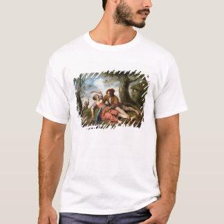 T-shirt Cour rustique