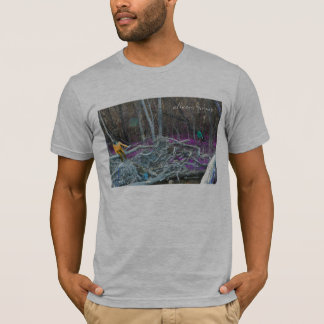 T-shirt Courant d'armée d'Olivers Trippy