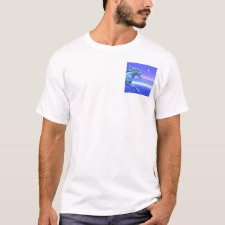 T-shirt courant de licorne