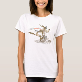 T-shirt Coureur de cycle d'E. Coyote de Wile